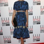 Elle Style Awards 2011 best dressed: Alexa Chung