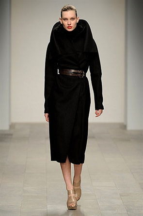 London Fashion Week AW11: Amanda Wakeley