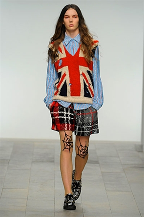 London Fashion Week AW11: Ashish
