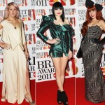 Who wore it best? Vivienne Westwood at the 2011 Brit Awards