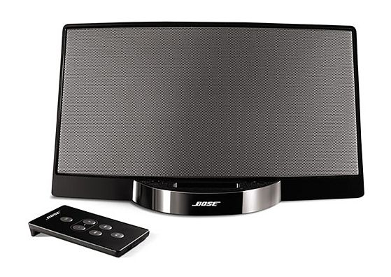 Valentine's gifts for him: Bose iPod sound dock
