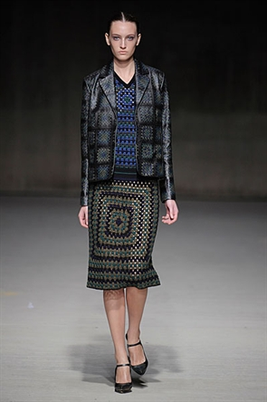 London Fashion Week AW11: Christopher Kane
