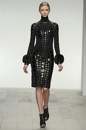 London Fashion Week AW11: David Koma