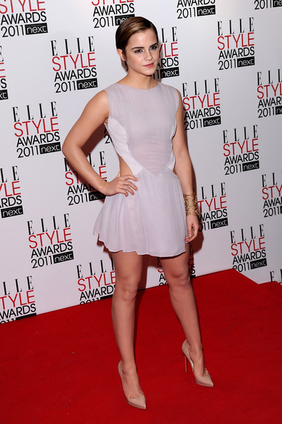 Elle Style Awards 2011 best dressed: Emma Watson