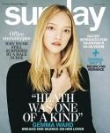 Gemma Ward cover