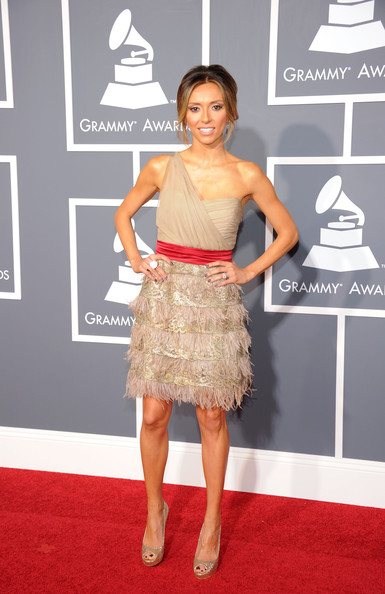 Grammys 2011 best dressed: Giuliana Rancic