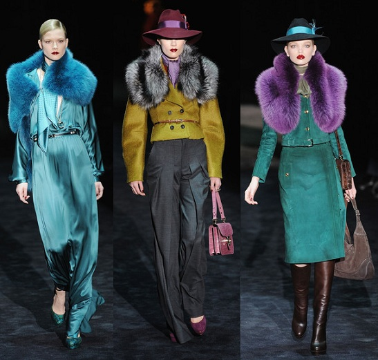 Milan Fashion Week AW11: Gucci, D&G and Fendi