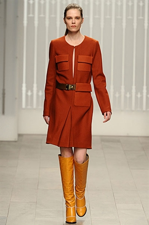 London Fashion Week AW11: Jaeger