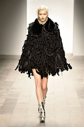 London Fashion Week AW11: John Rocha