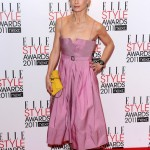 Elle Style Awards 2011 worst dressed: Laura Bailey