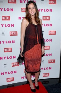 NYLON Celebrates The February Issue With Cover Star Leighton Meester