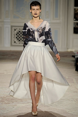 London Fashion Week AW11: Maria Grachvogel