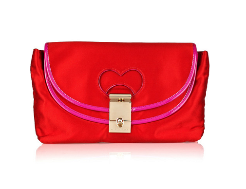 Valentine's gifts for her: Marc Jacobs Leighton clutch