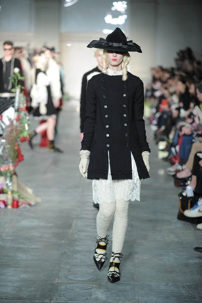 London Fashion Week AW11: Meadham Kirchhoff
