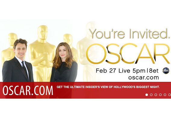 The Oscars 2011: live updates