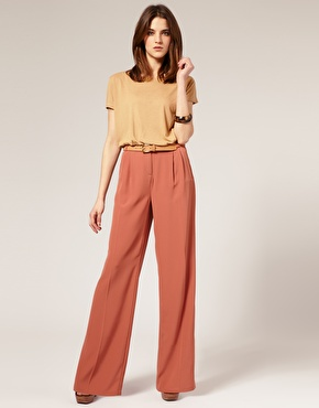 How to wear it: palazzo pants