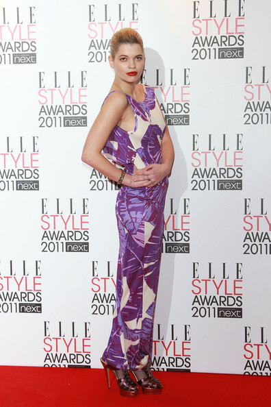 Elle Style Awards 2011 worst dressed: Pixie Geldof