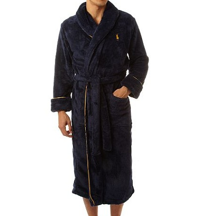 Valentine's gifts for him: Ralph Lauren robe