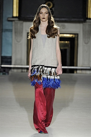 London Fashion Week AW11: Roksanda Ilincic
