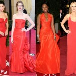 Oscars 2011: the trends – red