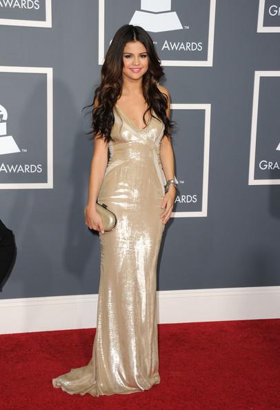 Grammys 2011 best dressed: Selena Gomez