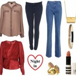 What to wear on Valentine's day: night in