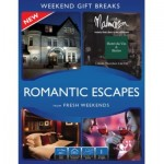 Valentine's gifts for her: Fresh Weekends hotel getaway
