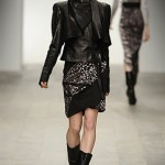 London Fashion Week AW11: Aminaka Wilmont