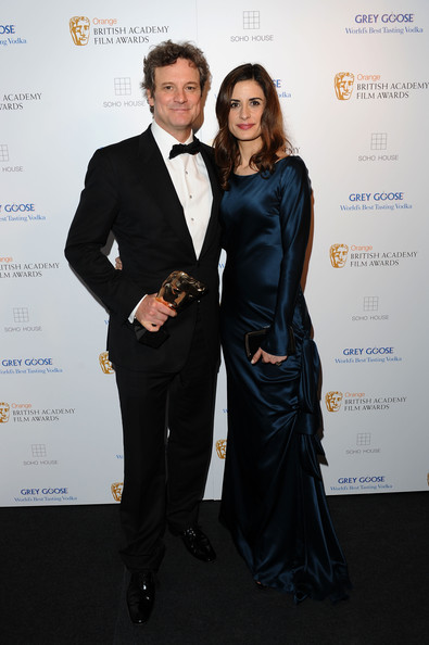 Colin Firth scoops Best Actor BAFTA Award