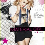 Kelly Osbourne's Material Girl ads are out!
