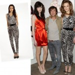 Lunchtime Buy: Natural animal print jumpsuit