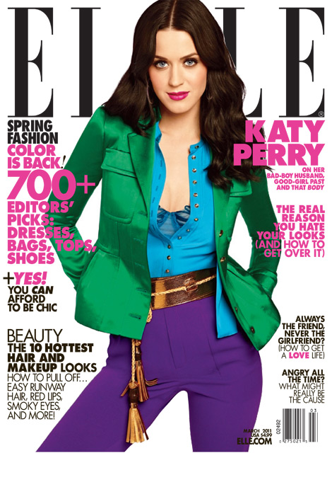 "Katy Perry talks: ""I used to be shaped like a square"""