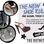 Up to 60% off this season's hottest shoes!