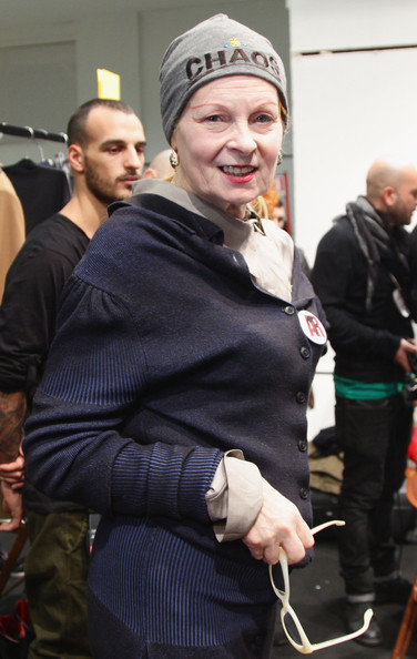 Vivienne Westwood wants her own TV show