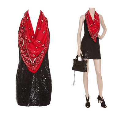Love or Hate: Ashish sequined bandana dress