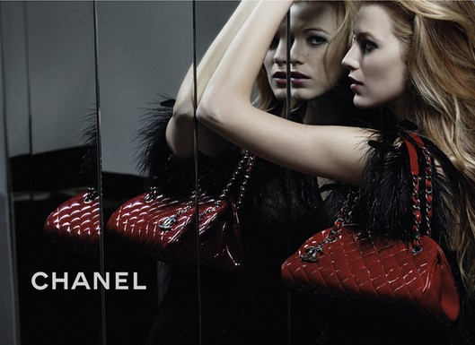 First look: Blake Lively for Chanel Mademoiselle