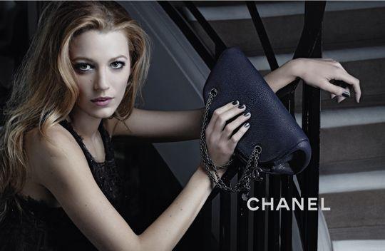 blake lively chanel ad. Blake Lively Chanel ads