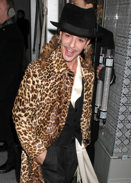 It's official: Galliano's out at Dior