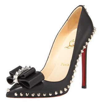 Celebs love Christian Louboutin's Lucifer heels (and so do we)