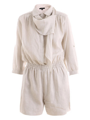 Lunchtime buy: Raoul linen playsuit