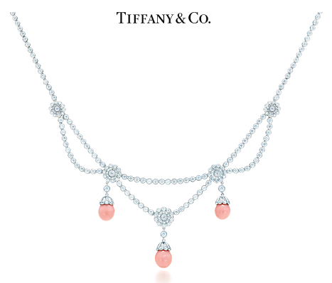 In store for March from Tiffany