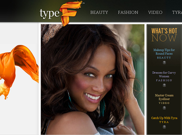 Tyra's Type F has launched!
