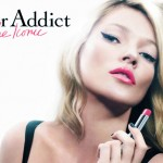 Sneak preview: Kate Moss's Dior Addict lipstick ad