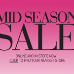 Up to 50% off in Coast's mid-season sale