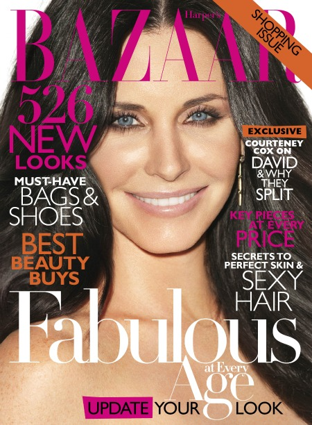"Courteney Cox: ""I had always been a bit of a cougar with David"""