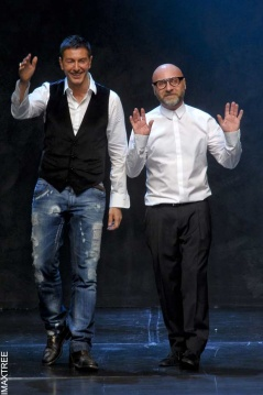 "Domenico Dolce: ""I am a fashion priest"""