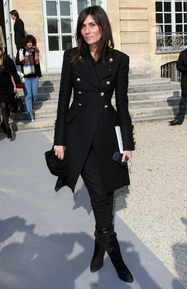 Emmanuelle Alt's first Vogue Paris issue will contain more clothes and less flesh