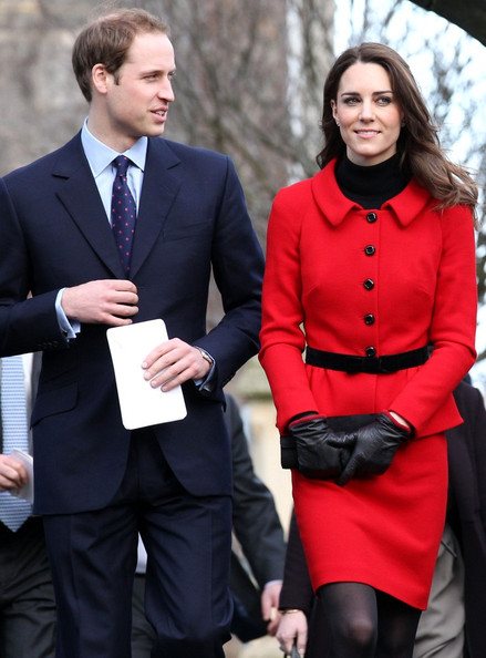 Is Kate Middleton wearing McQueen on her wedding day?