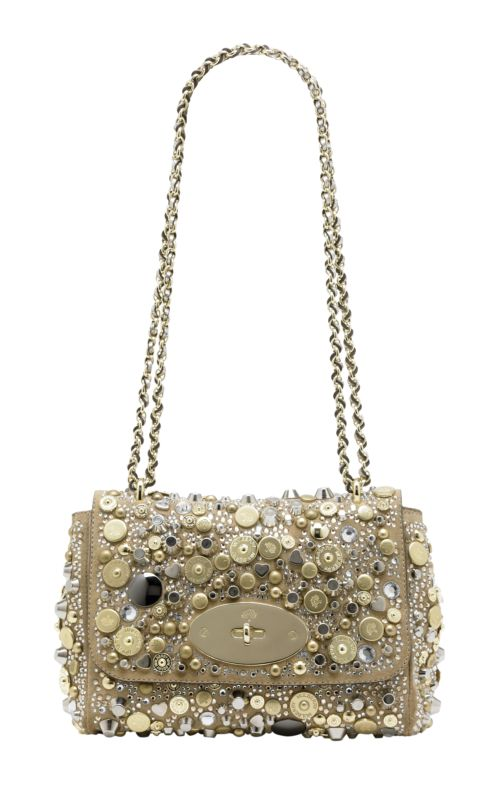 Mulberry introduces the new Jewelled Lily