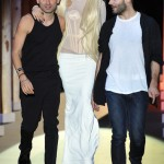Watch Lady Gaga's catwalk debut at Mugler